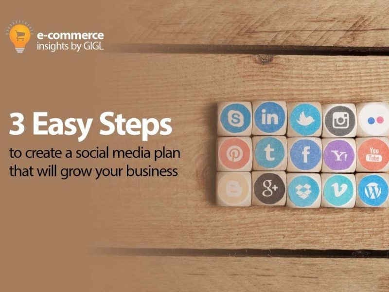 3 Easy Steps To Create A Social Media Plan That Will Grow Your Business
