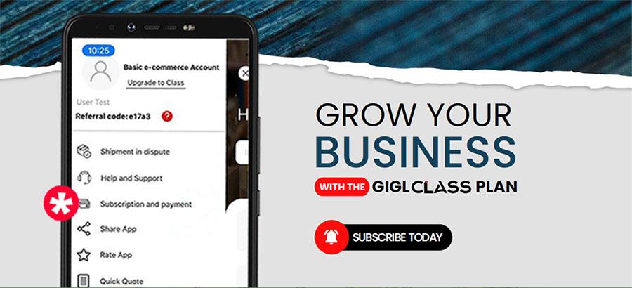 GIGL Class Merchant Subscription