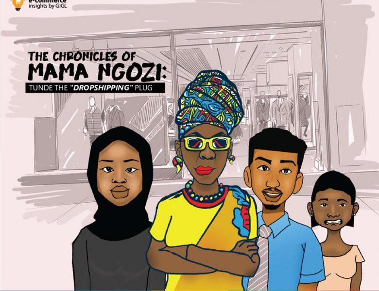 """The Chronicles of Mama Ngozi: Tunde The """"Dropshipping"""" Plug"""